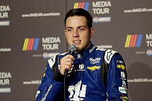 NASCAR Cup Interview Tim Richmond's on-track success fuels Alex Bowman