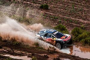 Dakar Rapport d'étape Autos, étape 8 - Peterhansel gagne, Sainz assure