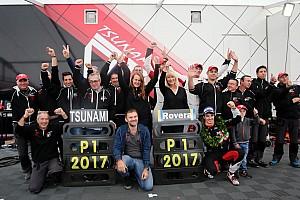 Carrera Cup Italia Ultime notizie Carrera Cup italia, con Rovera esulta il team Tsunami RT: