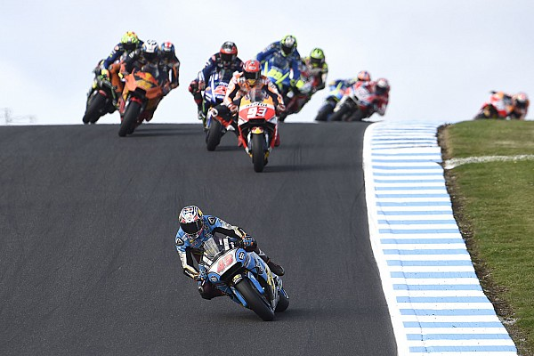 Miller backed off while leading Australian GP