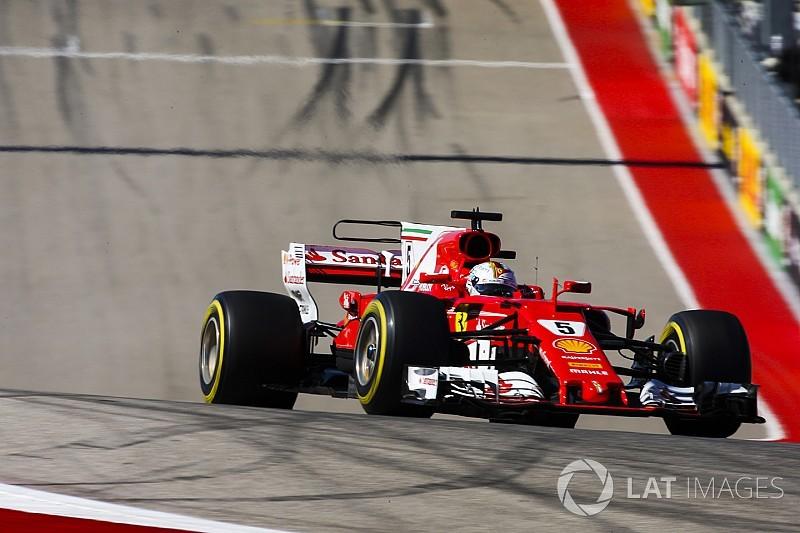 Tech analysis: The Ferrari changes that fell short in Austin