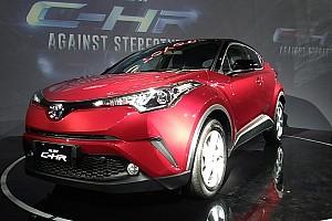 Automotive Breaking news Toyota All New C-HR: Perpaduan antara Coupe dan SUV