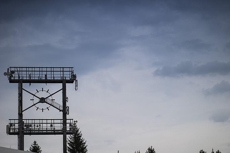 Esős időmérő várható a Német Nagydíjon