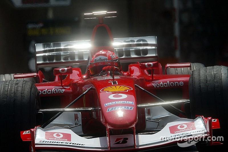 Röportaj: Schumacher'in kazadan önceki son röportajı