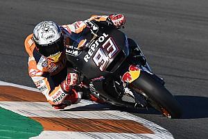 Marc Marquez über neue Honda: