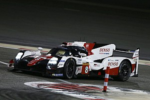 WEC Bahrain 2017: Toyota gewinnt letztes Duell gegen Porsche