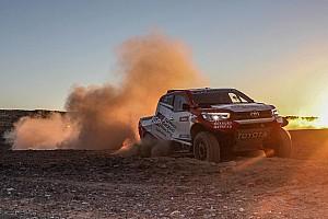 Dakar News Rallye Dakar 2018: Toyota gibt Fahreraufstellung bekannt