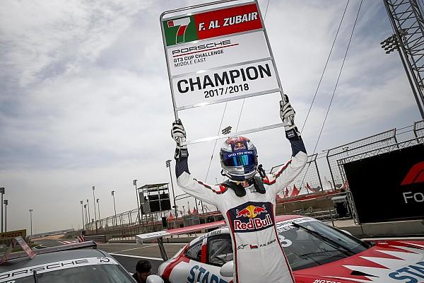 بورشه جي تي 3 الشرق الأوسط تقرير السباق بورشه جي تي 3 الشرق الأوسط: الزُبير يُتوّج بطلاً للموسم التاسع في البحرين