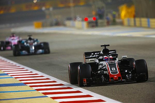 Allarme FIA: preoccupano i pezzi perduti dalla Haas a Sakhir