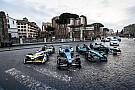 Formula E La Formula E in esclusiva su Mediaset per i prossimi tre anni
