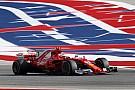 """F1 3位確保のライコネン。フェルスタッペンの罰則理由は""""分からない"""""""