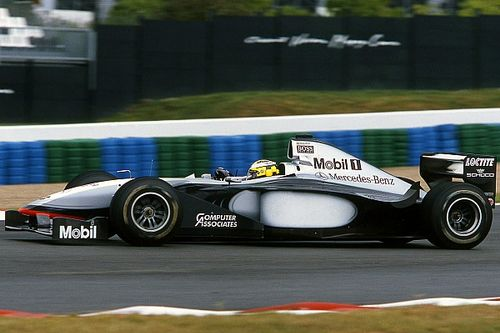 The F1 test driver who now saves wild jaguars