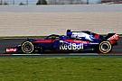 A Toro Rosso-Honda tarolt a téli teszteken: és a Ferrari?