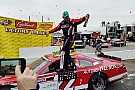 Stock car Bobby McCarty pulls away late and wins CARS Tour season opener