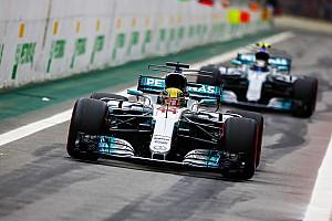 Formel 1 News Lewis Hamilton startet mit neuem Motor aus Boxengasse