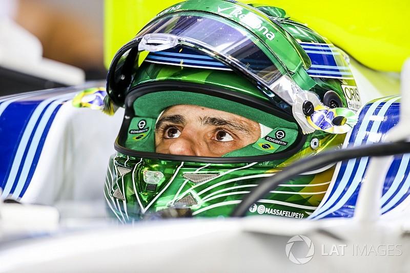 """Massa exalta atuação: """"nosso carro não é um dos 5 melhores"""""""