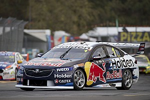 Supercars Practice report Adelaide 500: Whincup tops practice, McLaughlin shunts