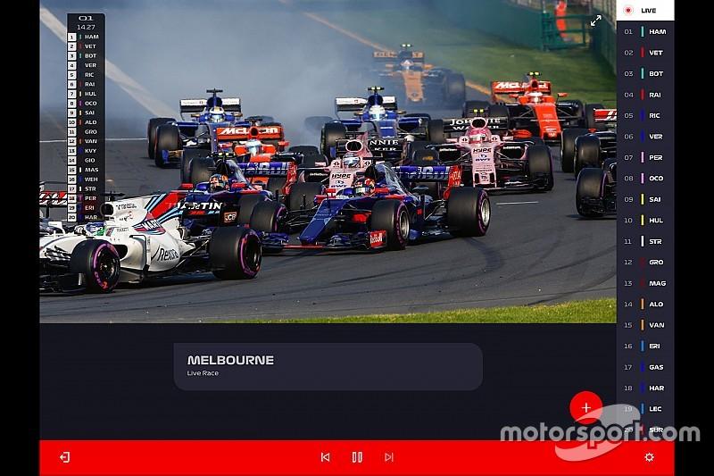 К старту сезона не успели: Ф1 отложила запуск интернет-телевидения