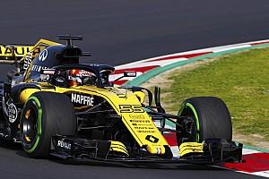 Formel 1 News Leihgabe Sainz: Warum sich Renault nicht im Nachteil wähnt