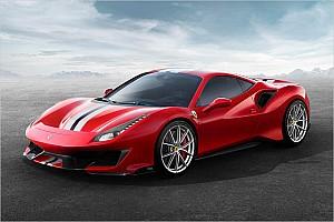 Mega-V8: Ferrari 488 Pista