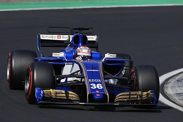 F1 速報ニュース 【F1】松下信治「F2でトップ3に入り、スーパーライセンスを獲得する」