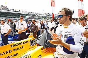 IndyCar Noticias Alonso colabora con la fundación que ayuda a las hijas de Justin Wilson