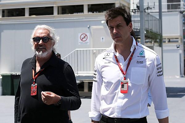 Формула 1 Новость Вольф и Лауда поужинали с Бриаторе и поговорили об Алонсо