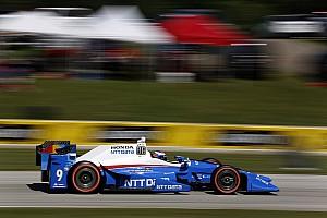 IndyCar Отчет о гонке Диксон выиграл гонку IndyCar на «Роуд Америка», Алешин десятый