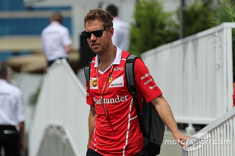 """Vettel: """"Schumacher mindig a helyzet ura volt"""""""