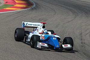 Formula V8 3.5 Reporte de la carrera Orudzhev logra en Motorland su primera victoria en la F3.5 2017
