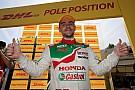 WTCC Due Honda in pole position a Vila Real: