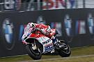 """MotoGP Dovizioso: """"El campeonato es tan impredecible que no se puede pensar en el título"""""""