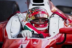 FIA F2 Prove libere Charles Leclerc domina anche le Libere di Silverstone