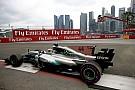 Carros da F1 devem manter barbatanas em 2018