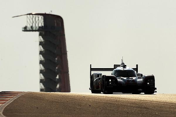 WEC Reporte de calificación Porsche domina la calificación en COTA
