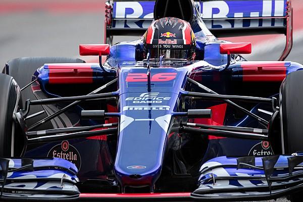 Newey intéressé par les suspensions Mercedes et Toro Rosso