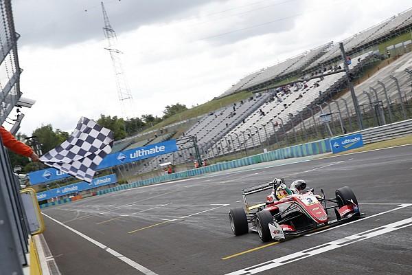 F3 Europe 突发新闻 德利赛车队转战匈牙利,佳绩接连不断领跑积分榜