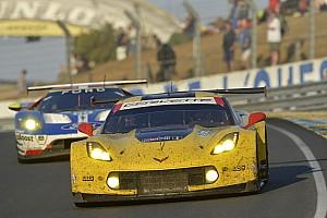 Le Mans Noticias de última hora Corvette dice que no se siente mal tras pelear el triunfo hasta la última vuelta