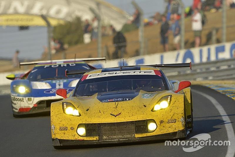 Corvette dice que no se siente mal tras haber perdido Le Mans