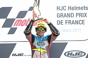 Moto2 Résumé de course Sans flancher, Morbidelli fait oublier son erreur de Jerez