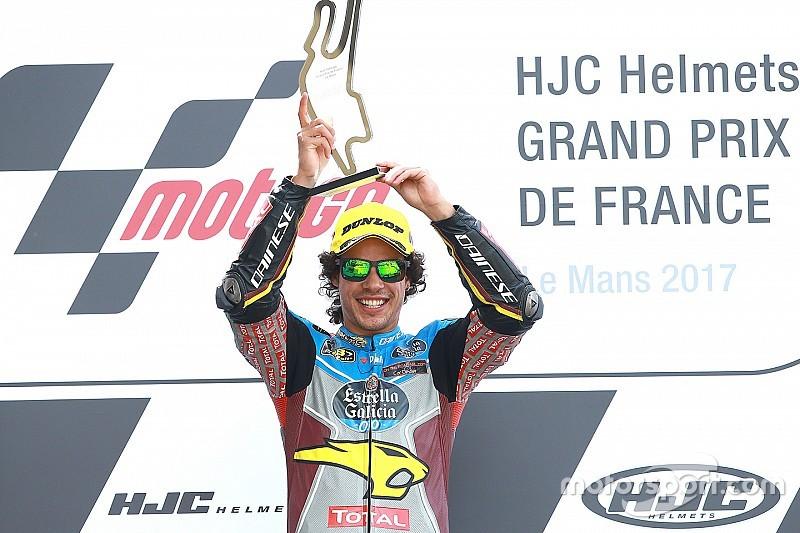 Sans flancher, Morbidelli fait oublier son erreur de Jerez
