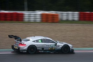 DTM Trainingsbericht DTM 2017 am Nürburgring: Gary Paffett vorn im 1. Training
