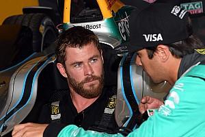 IndyCar Noticias 'Thor' (o James Hunt en 'Rush') dará la salida de las 500 Millas de Indianápolis