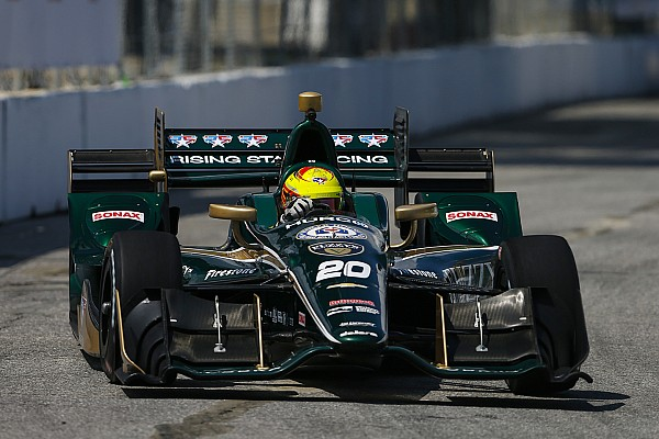 La Ed Carpenter Racing punta su Spencer Pigot a tempo pieno nel 2018