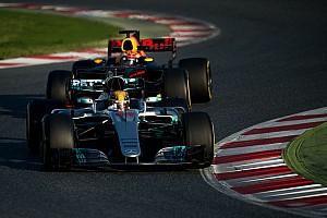【F1】メルセデス、オイル燃焼疑惑に反論「幽霊でも見たのでは?」