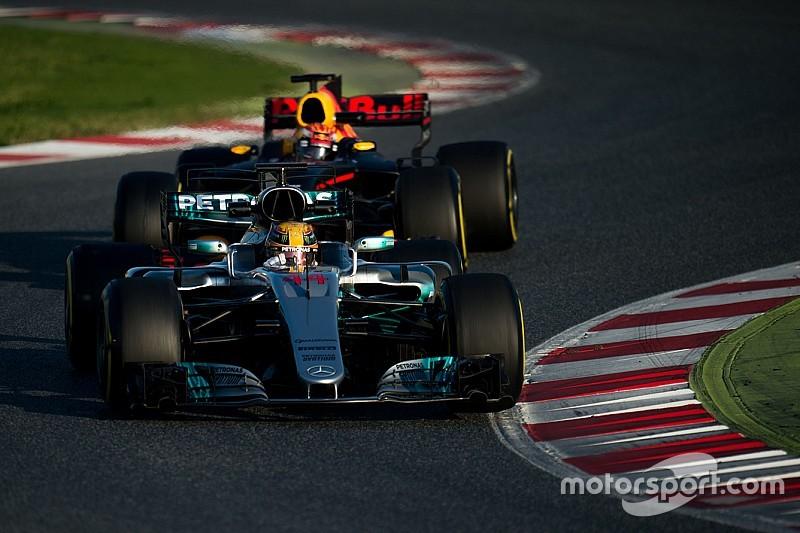 """Mercedes sebut Red Bull """"berkhayal"""" soal pembakaran oli"""