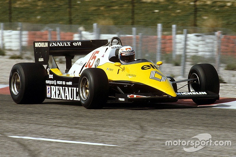 Gallery: Renault F1 cars – the manufacturer years