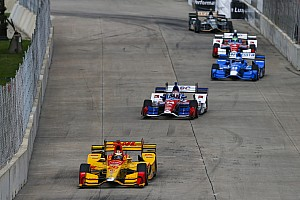 "IndyCar Breaking news Hunter-Reay ""can't wait"" for better IndyCar racing in 2018"