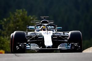 Formula 1 Breaking news Hamilton: Mobil F1 2018 akan terasa