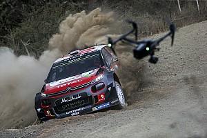 WRC Yarış ayak raporu Meksika WRC: Meeke, Ogier'in önünde lider